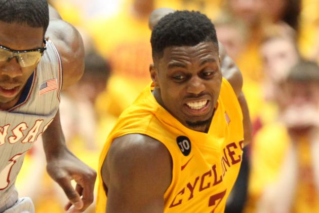 Video: Melvin Ejim Thought He Tip Slammed a Game-Winner