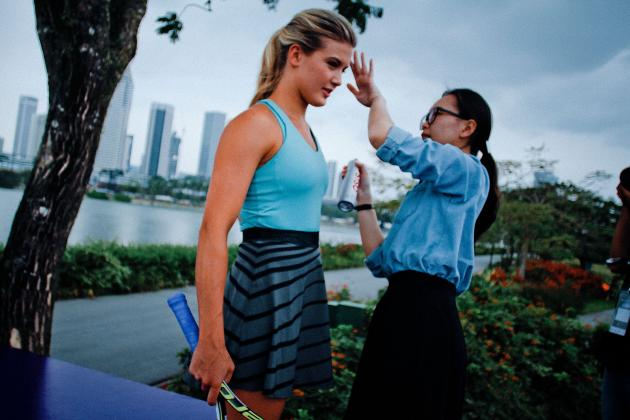 Will Early Hype Hurt Eugenie Bouchard's Promising Career?