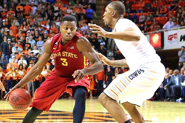 Iowa State vs. Oklahoma State: Live Score, Highlights and Reaction