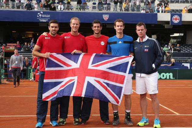 Davis Cup 2014: Complete Recap of the 1st-Round Ties