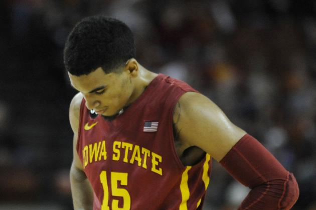 Video: Naz Long Hits Game-Tying Three to Send ISU-OK State to 3OT