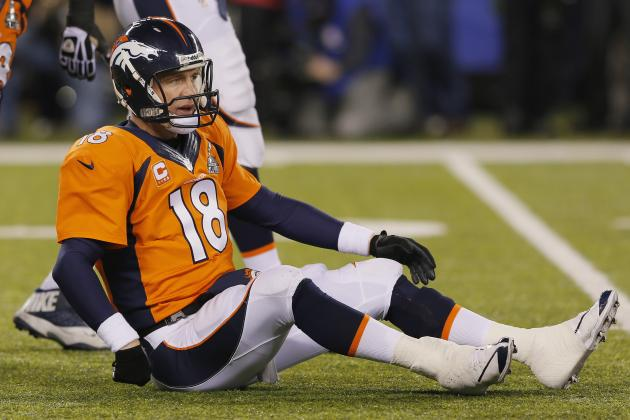 Peyton Manning Sets Super Bowl Record with 34 Completions