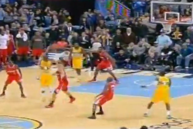 Randy Foye Makes Absolutely Ridiculous Game-Winning, Buzzer-Beating 3-Pointer