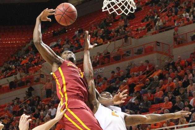ISU Snaps 12-Game Road Losing Streak to Ranked Teams