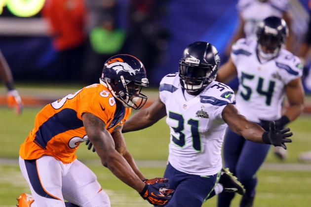 Super Bowl 2014: Most Impressive Defensive Showings from Seahawks vs. Broncos