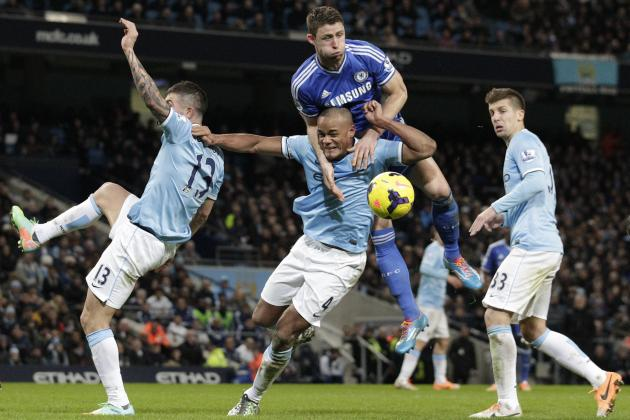 Best Tweets from Chelsea's Clash with Manchester City