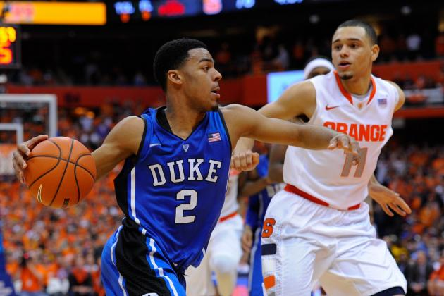 Duke Basketball: Is Point Guard Becoming a Problem Area for Blue Devils?