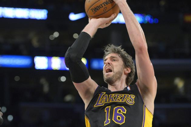 Lakers Rumors: Breaking Down Possible Pau Gasol for Emeka Okafor Trade