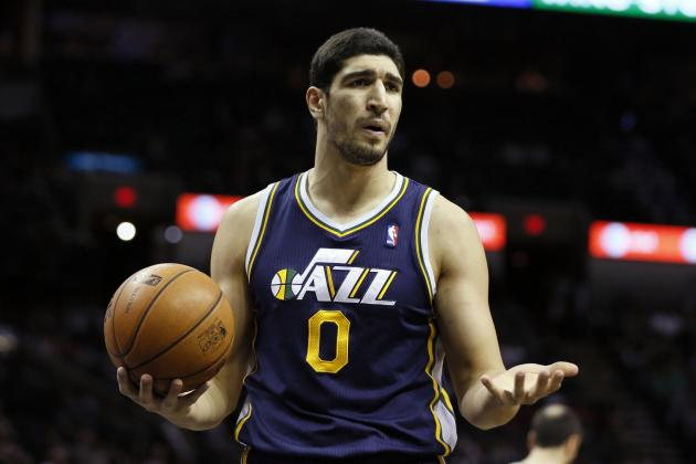 Did the Utah Jazz Overestimate Enes Kanter's Potential?