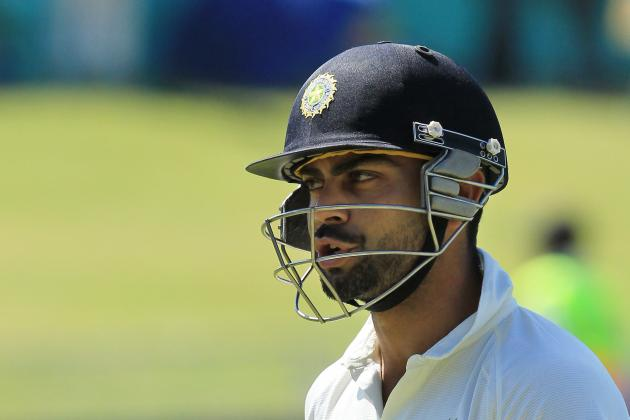 New Zealand vs. India, 1st Test: Date, Time, Live Stream, TV Info and Preview