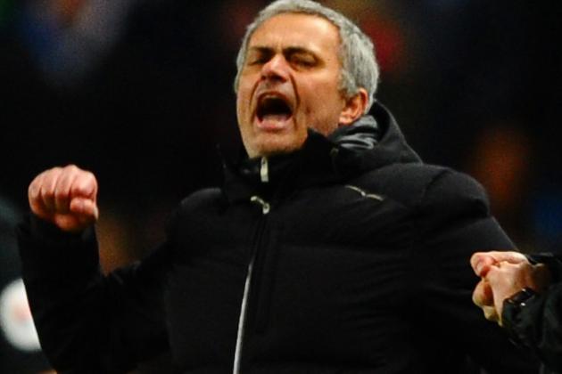 Jose Mourinho: Billy the Chelsea Masseur Gave Team Talk vs. Manchester City