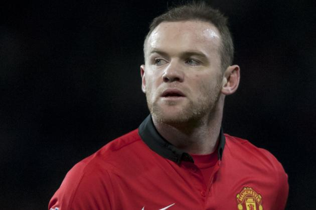 Manchester United's Wayne Rooney Was Apparently Up at 2 a.m. Watching GOD TV