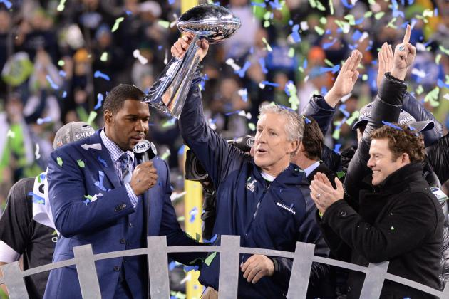 Seahawks' Roster Built for More Than Just a Repeat Run
