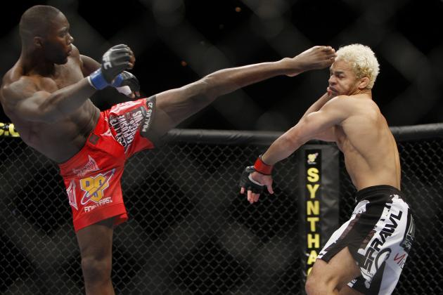 Anthony 'Rumble' Johnson vs. the UFC Light Heavyweight Division