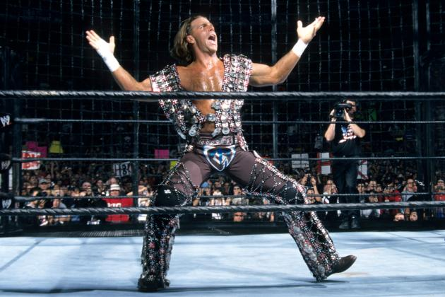 WWE Classic of the Week: Remembering 2002 World Title Elimination Chamber Match