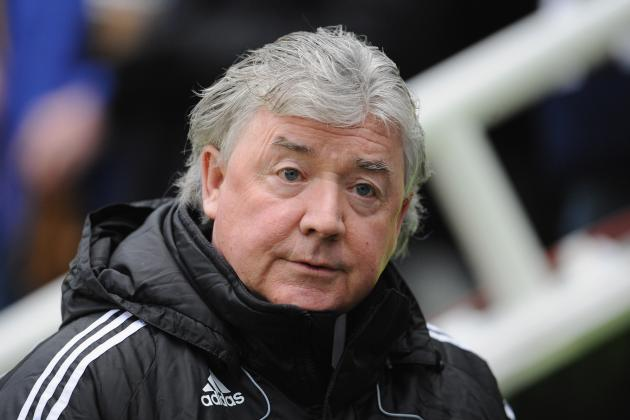 Newcastle Reportedly Won't Replace Joe Kinnear During This Season