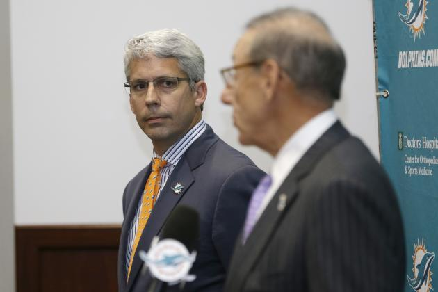 Dolphins GM Dennis Hickey Has Knack for Spotting, Developing Talent
