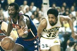 Seattle's Last Title: SuperSonics' 1979 NBA Finals Win over Washington Bullets