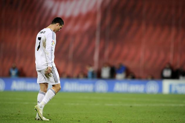 Cristiano Ronaldo Announced for 2014 Spanish Copa del Rey Semifinal Match