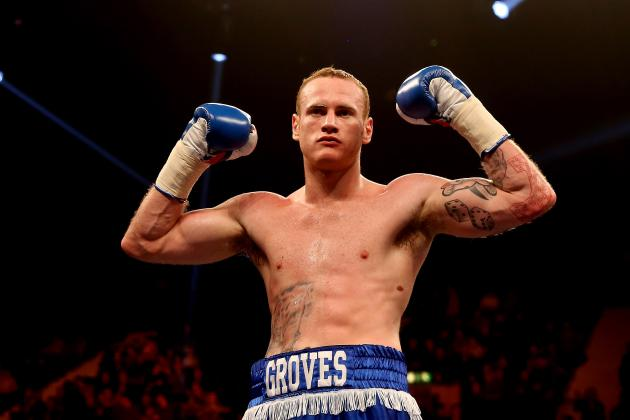George Groves Insists Carl Froch Fight Be Deemed 'No Contest'