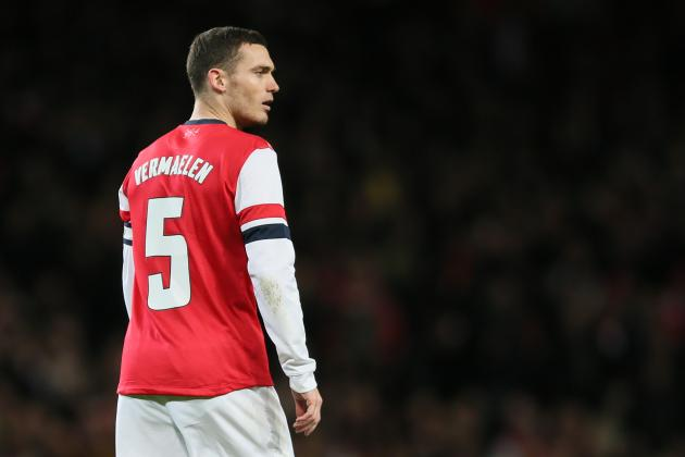 Arsenal Transfer News: Gunners Must Hang on to Thomas Vermaelen