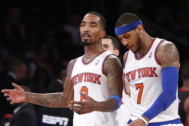 Are Inconsistent New York Knicks on the NBA's Path to Nowhere?