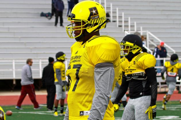 Will 5-Star Malik McDowell Remain in Big Ten Country or Head to ACC?