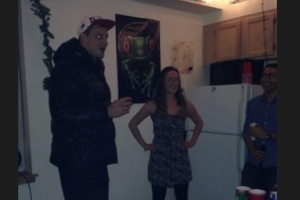 Gronk's Rehab Schedule Included Beer Pong at Providence College