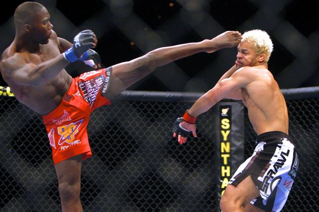 Anthony 'Rumble' Johnson Returning to UFC, Faces Phil Davis at UFC 172