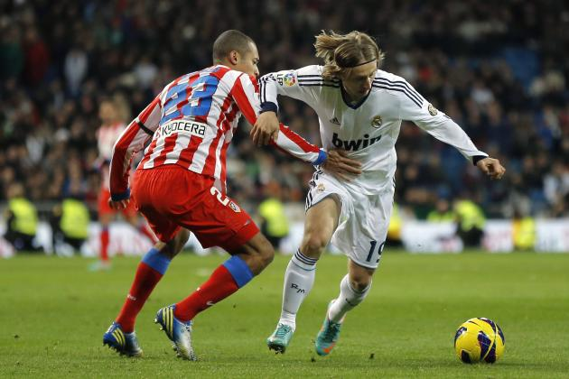 Film Focus: Can Luka Modric Help Real Madrid Unlock Atletico's Mean Defence?