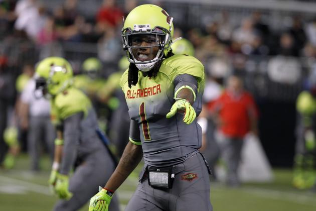 Why Ex-Florida Commit 5-Star WR Ermon Lane Is a Lock to Florida State
