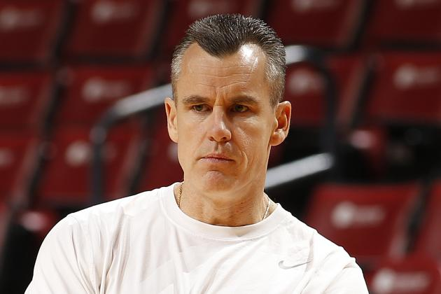 Billy Donovan Named Head Coach of 2014 USA Basketball U18 National Team