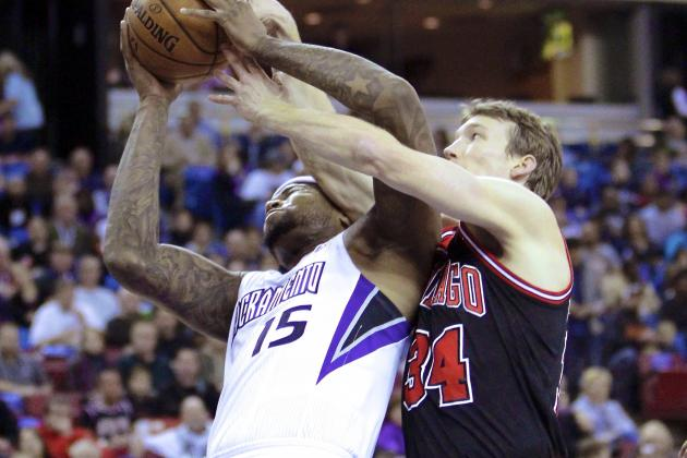 DeMarcus Cousins Rips Mike Dunleavy Jr., Says He's a 'Clown' and 'Scared'