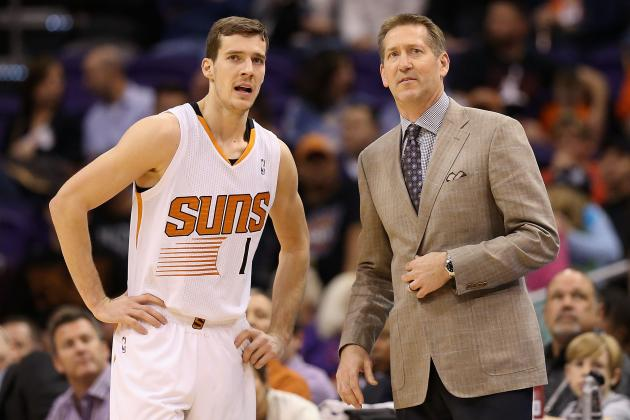 Jeff Hornacek Talks About Team Chemistry with Trade Rumors Swirling