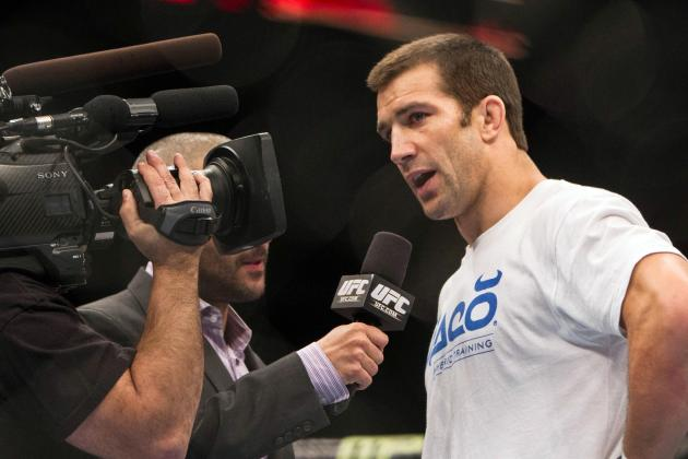 Middleweights Luke Rockhold, Tim Boetsch Face off at UFC 172 in Baltimore