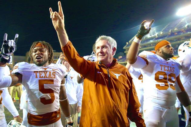 Mack Brown Did the Right Thing If He Truly Told Texas Commits to 'Look Around'