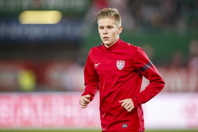 Why Aron Johannsson Should Start for USMNT in World Cup Opener in Brazil