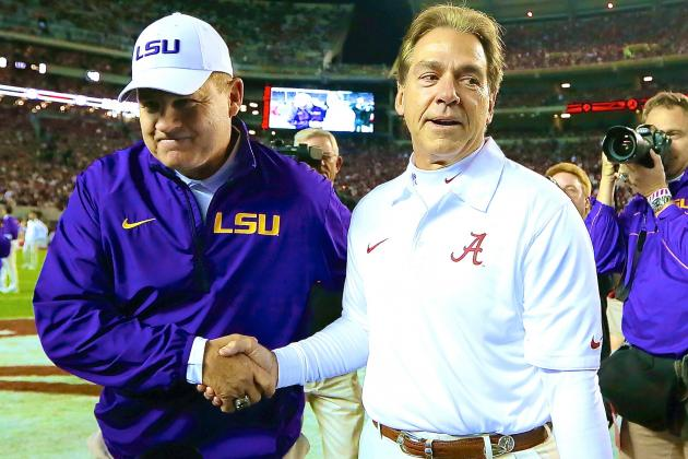 LSU vs. Alabama: Which Rival Will Finish with Better 2014 Recruiting Class?