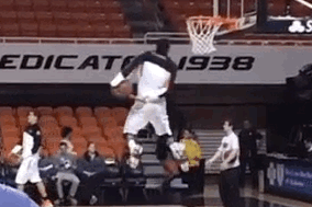 The Best Markel Brown Dunk You've Never Seen