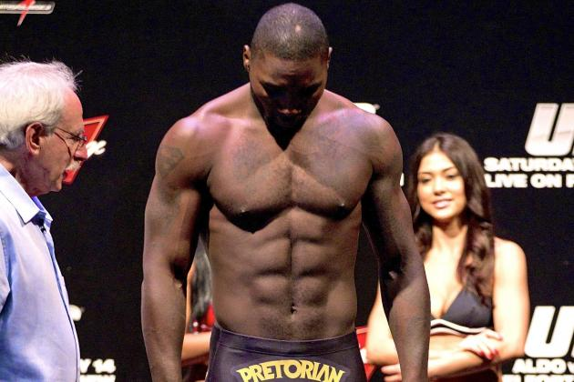 Anthony Johnson Gets Rare Second Chance to Throw His Weight Around in UFC