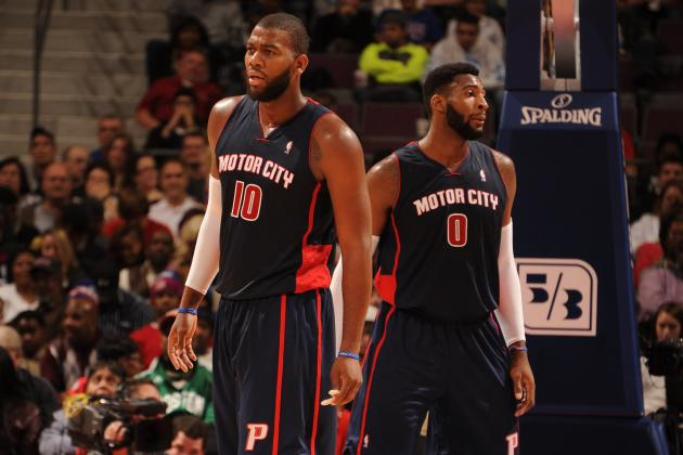 Detroit Pistons Must Blow Up Greg Monroe-Andre Drummond Pairing