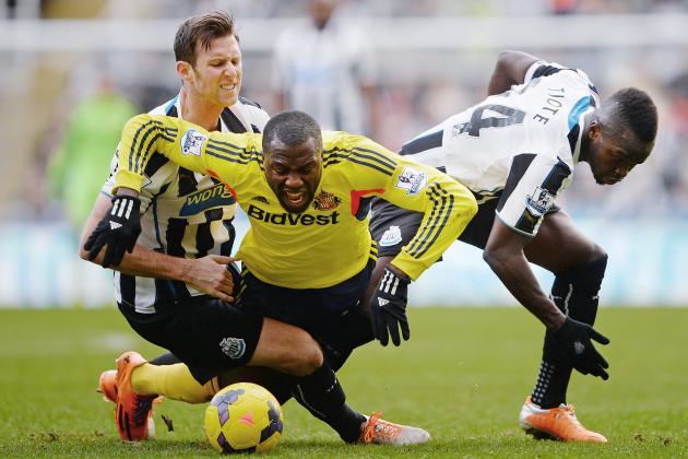 Sunderland's Altidore Needs Goals After Admitting Loss of Form