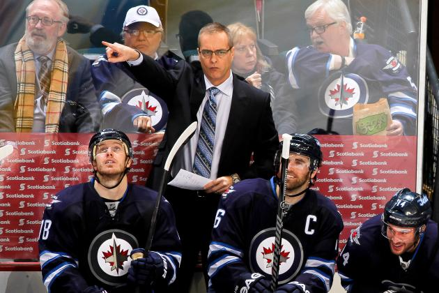 Winnipeg Jets Soaring Under Paul Maurice, but Is It a Little Too Late?
