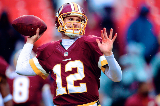 Washington Redskins Should Be Stubborn When It Comes to Kirk Cousins