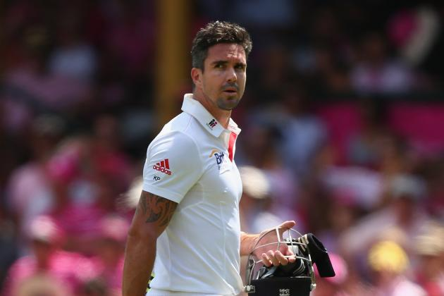 Kevin Pietersen Won't Be Selected for ICC World T20, England Career Appears over