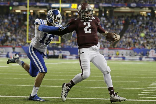 2014 NFL Draft: Updated Quarterback Draft Rankings with Grades