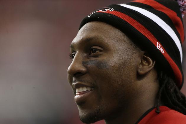 Should the Atlanta Falcons Explore a Trade Involving Roddy White?