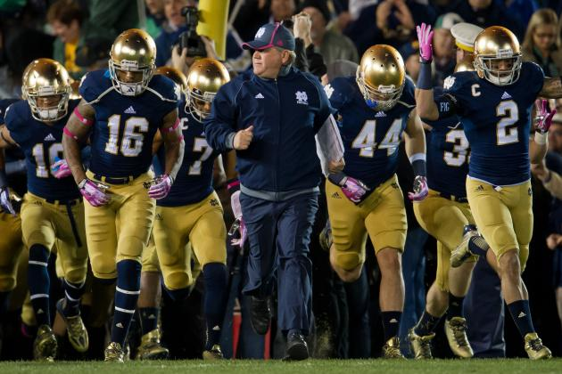 Notre Dame Football Recruiting: Key Irish Targets for National Signing Day