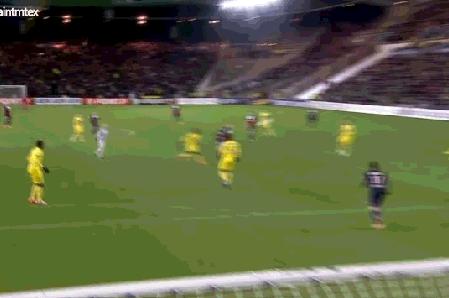GIF: Zlatan Ibrahimovic Scores Instinctive Golazo for PSG vs. Nantes