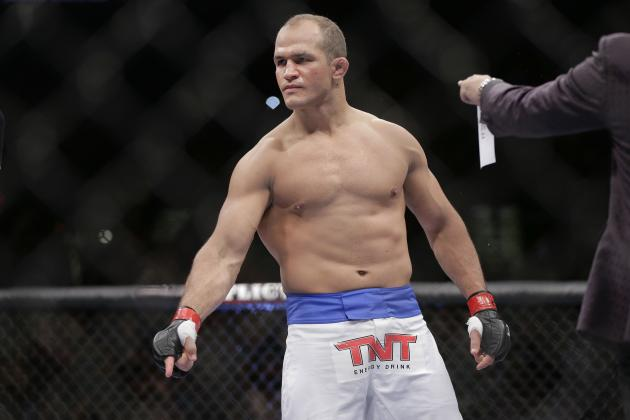 UFC News: Junior Dos Santos Leaving Team Nogueira for Nova Uniao